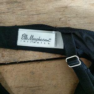 Elle MacPherson Intimates & Sleepwear - Black  lace | blush bra